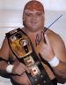 Dusty Rhodes Autograph PrePrint Wrestling Photo 8x6 Inch American Dream Golddust