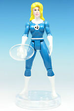 "Marvel Fantastic Four 4 INVISIBLE WOMAN 5"" Action Figure Toy Biz 1994"