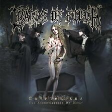 Cradle Of Filth - Cryptoriana - The Seductiveness Of Decay (NEW DELUXE CD)