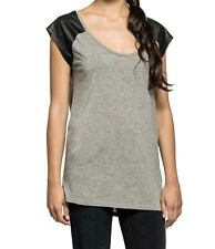 Replay FAUX LEATHER Sleeveless size L