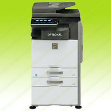Sharp MX 3140N Color Tabloid Ledger-size Printer Copier Scanner All-in-One 31PPM
