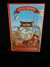 Les indes Noires, Jules Verne Edition Cremille Genève 1988 - état neuf