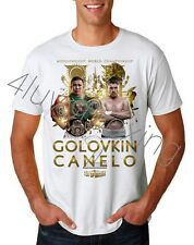 Saul Alvarez VS Gennady golovkin II NEU Boxen WH Tee 4 luvofboxing Canelo GGG
