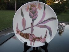 """Decorative Plate Horchow Collection Ginger Japan  Clearance Price 7.5"""" Diameter"""