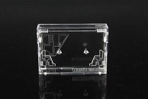Transformers Cassette Case (Clear)