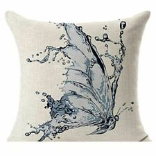 Unbranded Blue Cushion Covers Decorative Cushions