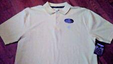 WRANGLER GEORGE STRAIT Mens Polo Shirt L NEW NWT PERFORMANCE FABRIC!!! SHARP!!!!