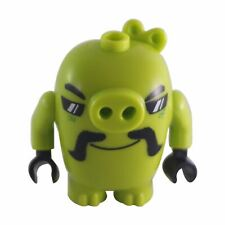 Biker Pig with Sunglasses LEGO The Angry Birds Movie Minifigure