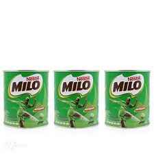 Milo Chocolate Energy Drink 400g x3