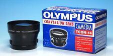 Genuine Olympus TCON-14 1.45X Tele Converter Lens [NEW]