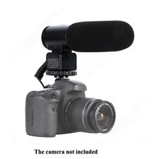 3.5mm jack  Microphone for Canon Nikon Pentax Gopro HERO Camera Camcorder Local