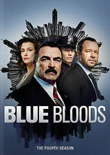 Blue Bloods: The Fourth Season (DVD, 2014, 6-Disc Set)