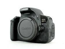 Canon EOS 650D 18.0 MP Digital SLR Camera (Body Only)