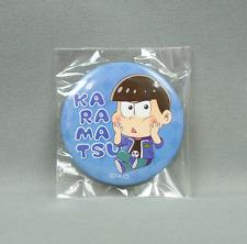 """Osomatsu-san Pin / Tin Badge """"カラ松 KARAMATSU"""" New JB523"""