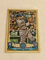 2019 Topps Gypsy Queen Baseball Base Card - Aaron Judge - New York Yankees