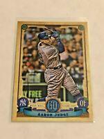 2019 Topps Gypsy Queen Baseball Base Card - Aaron Judge - New York Yankees