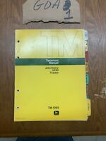 OEM John Deere 2630 Tractor Technical Manual  TM-1085