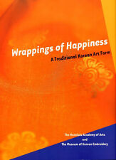 WRAPPINGS OF HAPPINESS POJAGI Korean Wrapping Cloth Quilting Patchwork Choson