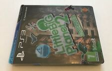 LittleBigPlanet 2 Sony PlayStation 3 PS3 Steelbook Collectors Edition Complete