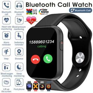 2021 Full Touch Screen Smart Watch women / Men Sports Waterproof Bluetooth