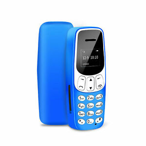 Micro Small Mini GSM Unlocked Mobile Cell Phone Bluetooth Dialer Voice Changer