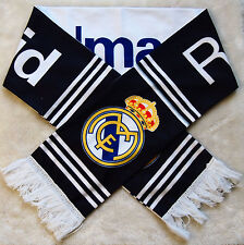 kiTki 134x17cm Spain Real Madrid football soccer scarf neckerchief fan souvenir