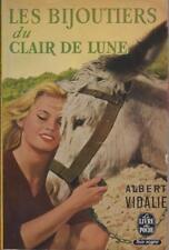 Les bijoutiers du clair de lune - Albert Vidalie - Livre de Poche 1966 [BE]
