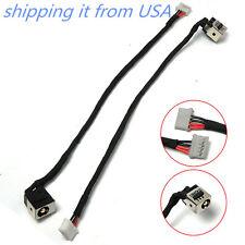 NEW LENOVO IDEAPAD Y460 Y460A Y460N AC DC POWER JACK W/CABLE HARNESS PORT