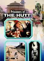 """Prisoners of Jabba the Hutt Slave Leia Han in Carbonite Star Wars Poster 8""""x11"""""""