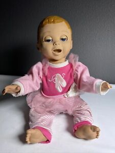 Luvabella Baby Doll Interactive Real Expressions/movement