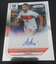 Panini Autographed Football Trading Cards Euro 2016 Event
