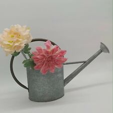 Beautiful Vintage French Zinc Watering Can