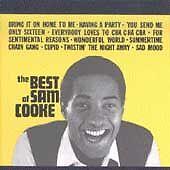 Sam Cooke : Best of Sam Cooke Soul/R & B 1 Disc Cd