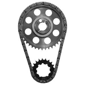 SA GEAR 78520T-9R Billet .250 Double Roller Timing Chain Set SBF 302 351W 63-71