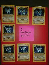 7 Machamp - 1st Edition - Base Set - 8/102 - Holo-foil Rare - Pokemon Card -