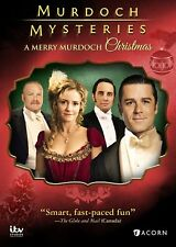 A Murdoch Mysteries Christmas New DVD! Ships Fast!