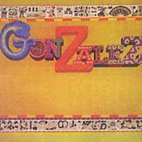 GONZALEZ Gonzalez (2000) 13-track CD album NEW/SEALED