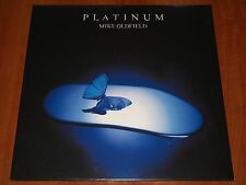 MIKE OLDFIELD PLATINUM LP *RARE* EU PRESSING 180g VINYL REMASTERED LTD New