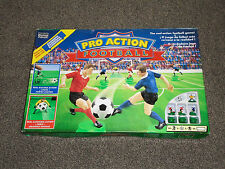 PRO ACTION FOOTBALL GAME : By PARKER - IN VGC (FREE UK P&P)