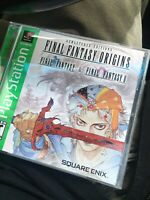 Final Fantasy Origins (Sony PlayStation 1, 2003)