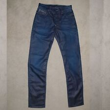 G-Star Mens Jeans Raw Denim Blades Tapered Size 29 Length 34
