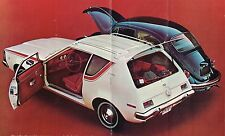1970 AMC GREMLIN Brochure (vs. VW Beetle / Bug)