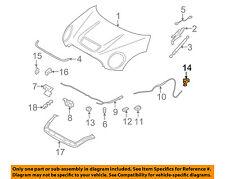 Mini Oem 07 15 Cooper Hood Release Handle Lever 51237149591