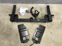 Anhängerkupplung Abnehmbar Chevrolet D 9,6 kN A50-X 55R013443 95129572 10838753