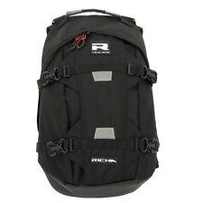 RICHA Maverick Black Motorbike Rucksack Backpack Bag