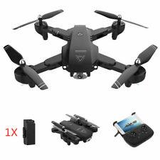 Drone x pro WIFI FPV 1080P/4KHD Dual Camera Foldable RC Quadcopter Drone Mini AU