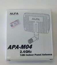 ALFA Network APA-M04 2.4 GHz 7dBi Indoor Panel Antenna