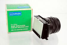 Danubia Slide Duplicator for ext. bellows Units 1x-2.5x * Near Mint* - 33937