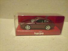 HO SCALE - 1/87 PORSCHE 996 - HERPA MODELE