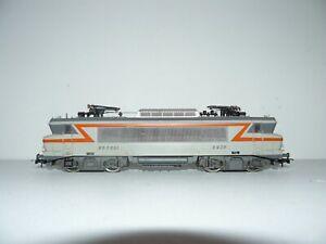 train électrique ho SNCF ROCO  locomotive BB 7201 digitale